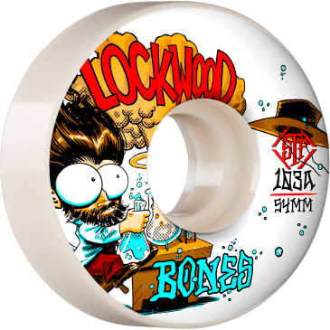BONES - 54mm STF V3 Lockwood Experi-mental 103a