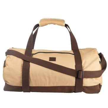 The BumBag Co Jackson Pilz Duffle Bag - Tan
