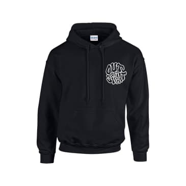 Out Of Sight OG Logo Hood Black