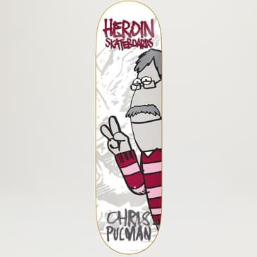 Heroin CP Second Coming 8.5