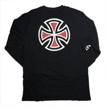 Independent Trucks - Bar Cross Long Sleeve T-Shirt.