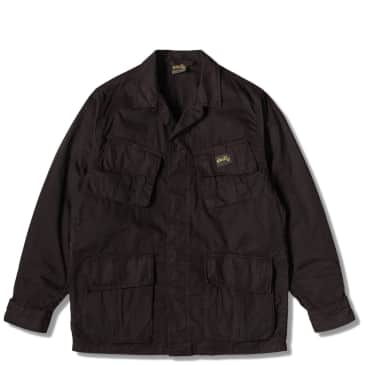 Stan Ray Tropical Jacket - Black Poplin