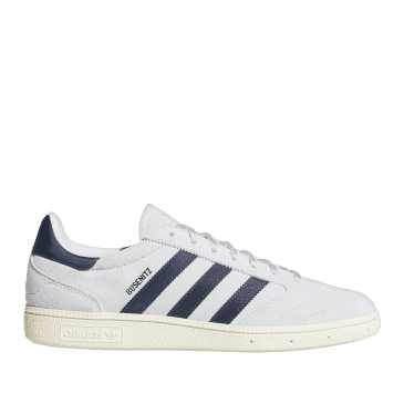 adidas Skateboarding Busenitz Vintage Shoes - Halo Blue / Crew Navy / Chalk White