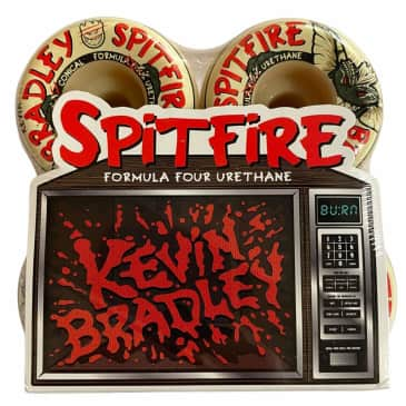 Spitfire Wheels F4 Bradley After Midnight Conical 52mm99A