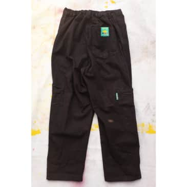 Forager Pants - Black Licorice