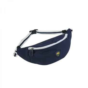Helas Fan Waist Bag - Navy