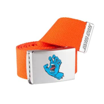 Santa Cruz Screaming Mini Hand Belt - Orange