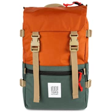 Topo Rover Pack Classic - Clay / Forest