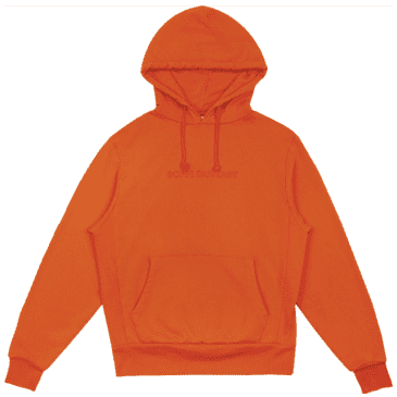 Sci-Fi Fantasy Logo Hoodie - Burnt Orange