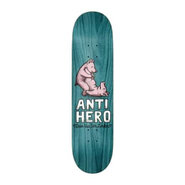Antihero Skateboards - Anti Hero - Daan Lovers II deck - 8.06""
