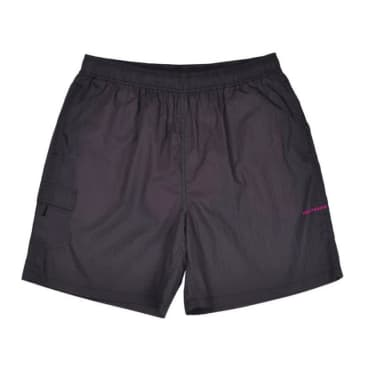 Pop Trading Company Painter Short - Charcoal
