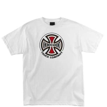 Independent Trucks Truck Co T-Shirt (Kids) - White