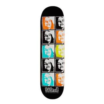 "Blind Psychedelic Multi Girl HYB Skateboard Deck - 8.25"""
