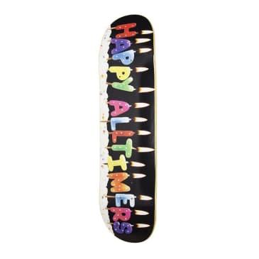 "Alltimers Happy Alltimers Skateboard Deck - 8.25"""