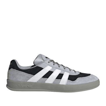 adidas Skateboarding Aloha Super Shoes - Halo Silver / Ftwr White / Core Black