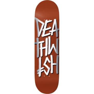Deathwish Deathstack Deck (Pearl Copper) - (8.75)