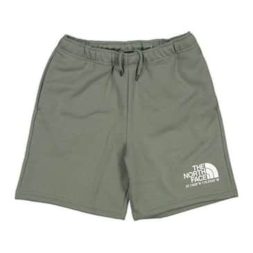 The North Face Coordinates Shorts - Agave Green