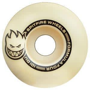 Spitfire Formula Four Classic Wheels Lil Smokies Classic 101 Natural 50mm