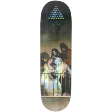 """Madness Skateboards - 8.75"""" Creeper Popsicle R7 Skateboard Deck (Holographic)"""