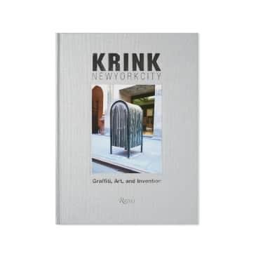 Rizzoli - KRINK New York City: Graffiti, Art, and Invention