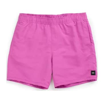 Vans Stanton Volley Shorts - Rosebud