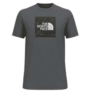 The North Face Boxed In Tee | Med. Heather Grey