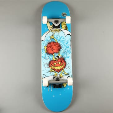 "Anti Hero 'Grimple Glue XL' 8.25"" Complete Skateboard (Blue)"