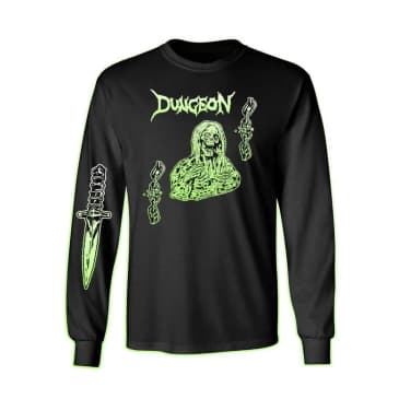 Dungeon Gateway Glow In The Dark Tee