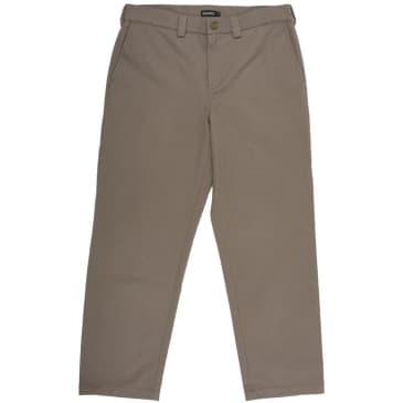 THEORIES - Stamp Work Pant Camel