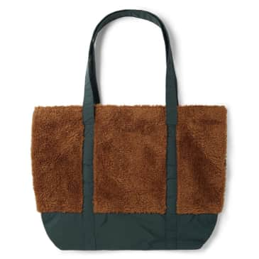 Butter Goods High Pile Tote Bag - Brown