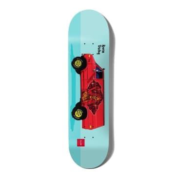 """Chocolate Vanner Raven Tershy Skateboard Deck - 8.25"""""""