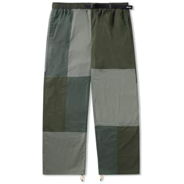 Butter Goods Patchwork Pants - Army