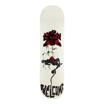 "Welcome Lessrach 8.25"" Deck"