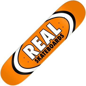 "Real Team Classic Oval True Mid deck (7.5"")"