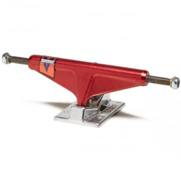 Venture - V Hollow Anodized Red Trucks (5.2 H)