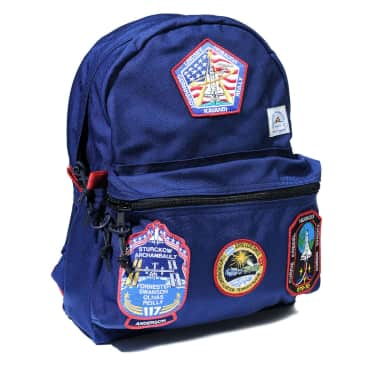Epperson Mountaineering Day Pack + Vintage Nasa Patches - Midnight