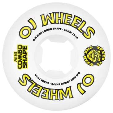 OJ Wheels Team Line OG Mini Combo 101a 54mm