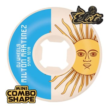 OJ Martinez Sun Elite Mini Combo 101a 54mm Wheels
