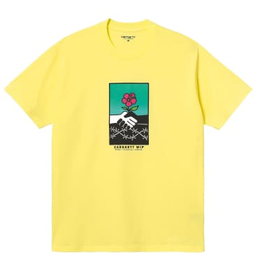Carhartt WIP Together T-Shirt - Limoncello