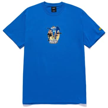 HUF x Street Fighter Chun-Li T-Shirt - Blue