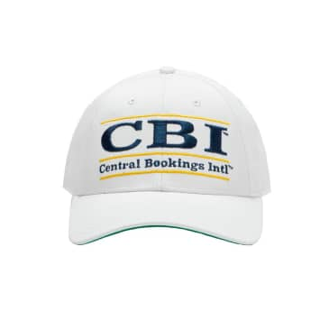 Central Bookings Intl. - The Game Cap - White