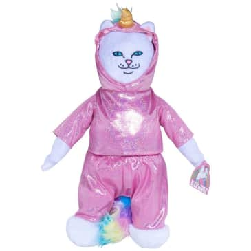Ripndip Lord Nermal Unicorn Plush Doll