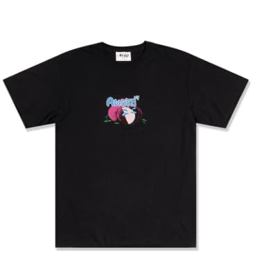 Awake NY Lychee Logo T-Shirt - Black