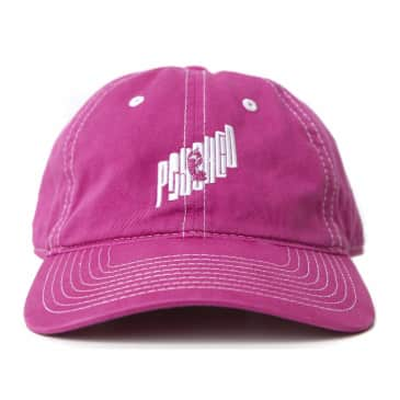 20/20 Collections Psyched Strapback Cap - Neon Purple