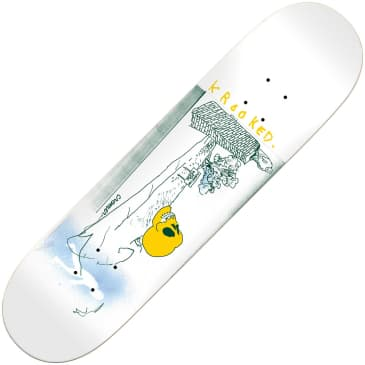 "Krooked Cromer Stay Off deck (8.38"")"