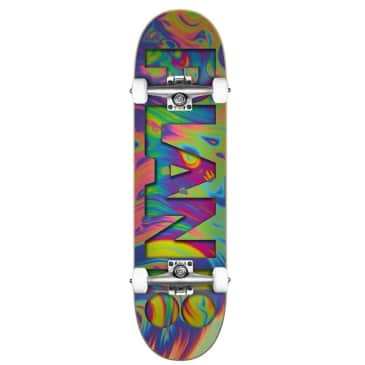 Plan B Team Psychedelic Complete Skateboard - 7.75