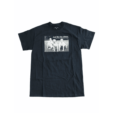 LESS THAN LOCAL - Just Like The Others T-Shirt Black