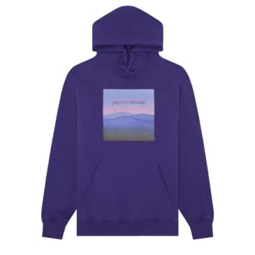 Fucking Awesome Hoodie Album Grape