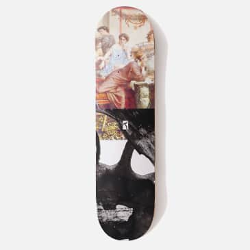 """Poetic Collective Half and Half #1 Deck - 8.25"""""""