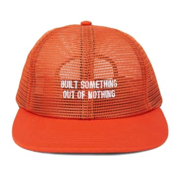Nothin'Special Out Of Nothin Mesh Cap - Orange